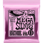 Ernie Ball Mega Slinky Electric Guitar Strings 10.5 - 48 gauge