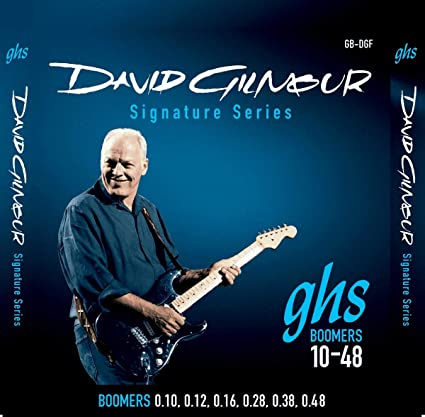 GHS BOOMERS DAVID GILMOUR BLUE 10-48