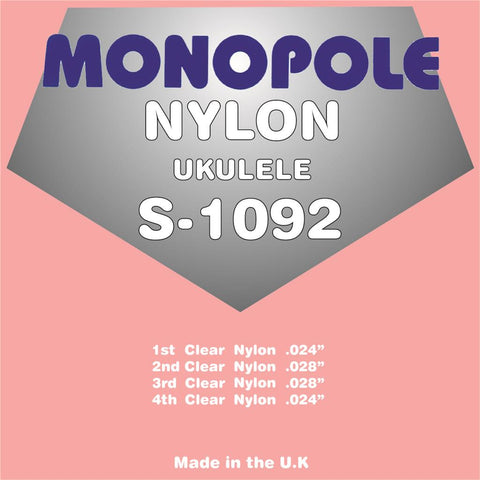 Monopole Ukulele Strings
