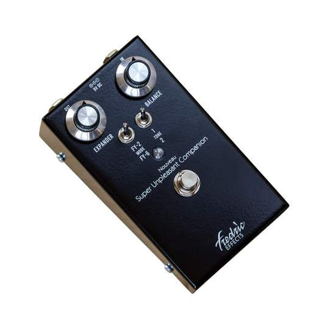 Fredric Effects Super Unpleasant Companion Fuzz Pedal (Nouveau)