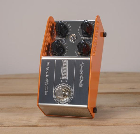 ThorpyFX Fallout Cloud Fuzz Pedal