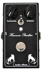 Fredric Effects - Harmonic Percolator