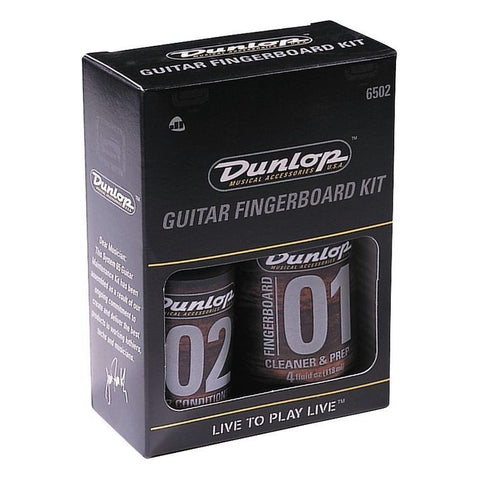 Dunlop Guitar Fingerboard Care Kit 6502