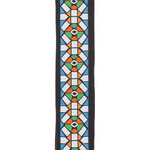 D'addario Stained Glass Guitar Strap