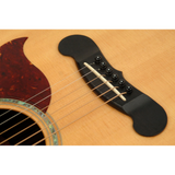 D'Addario Bridge Pins with End Pin Set - Ebony