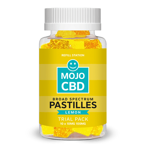 Lemon Mojo CBD Pastilles Trial Pack
