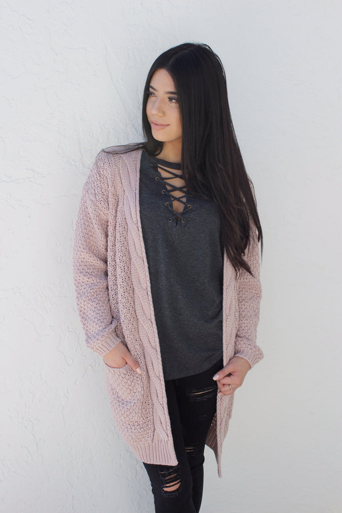 Sweet Dreams Cardigan Sweater