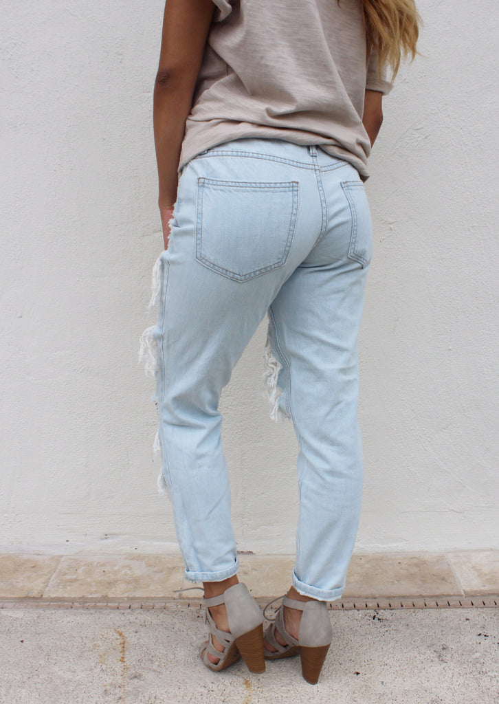 Paige Boyfriend Denim
