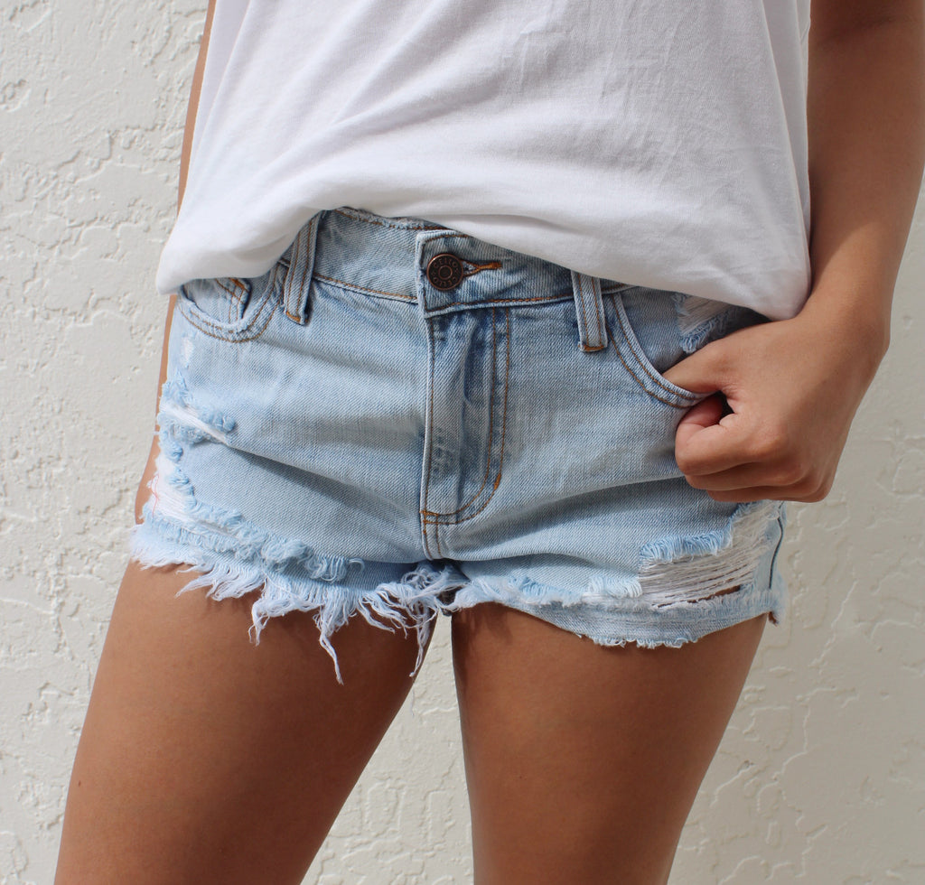 Logan Cutoffs