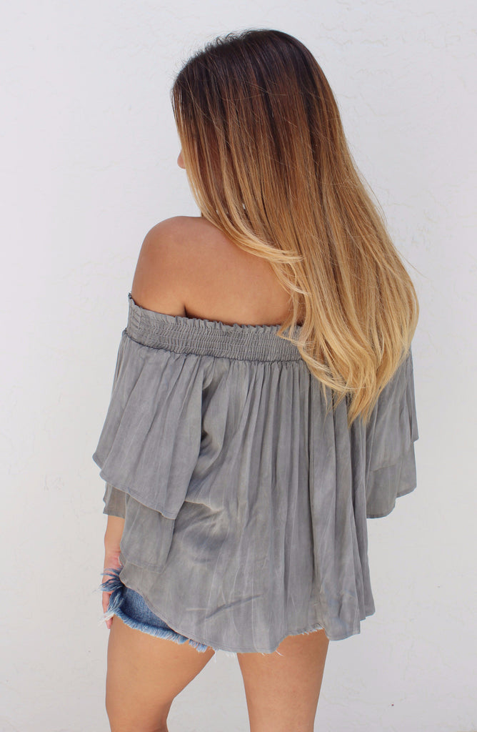Gaby Off The Shoulder Top