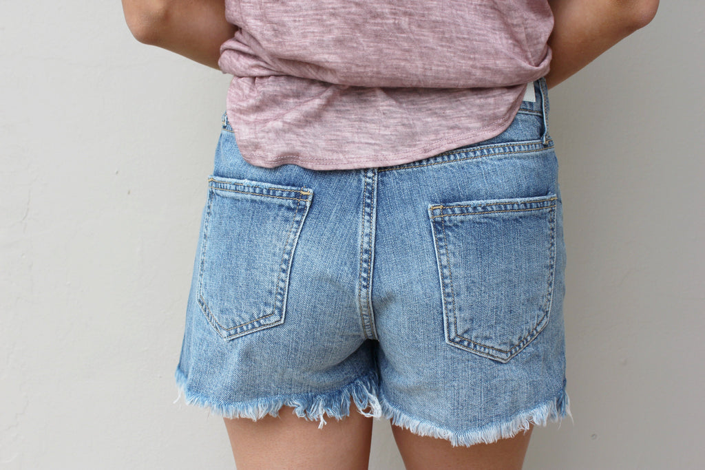 Caroline Cutoffs