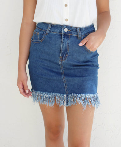 Carter Boyfriend Denim