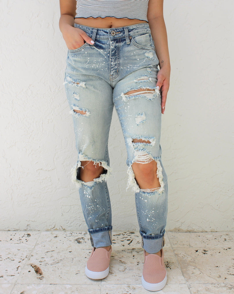 James Boyfriend Denim