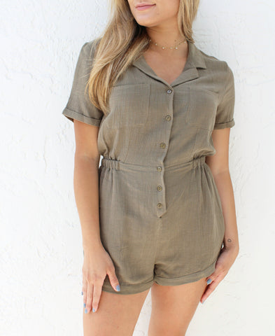 Christy Romper