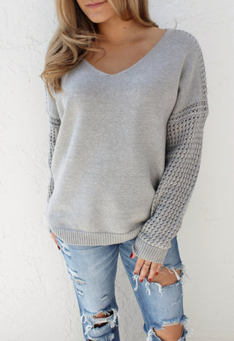 Brandi Sweater - LINDSIE CHRISLEY COLLECTION