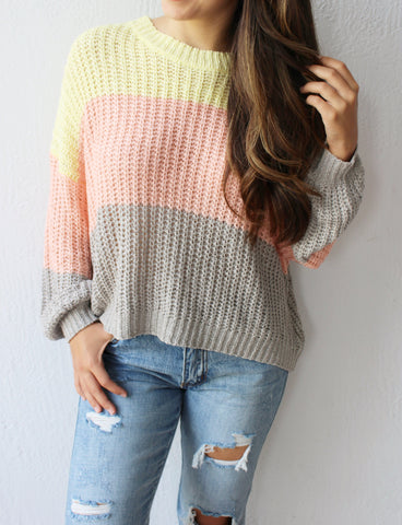 Charlie Stripe Top