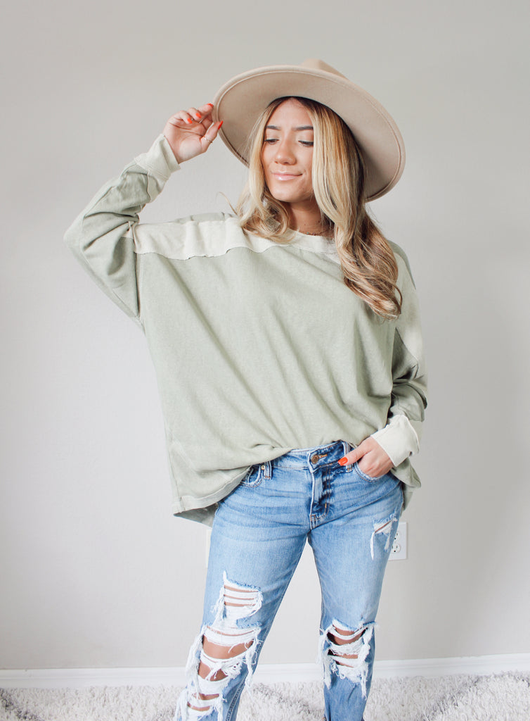 Avery Long Sleeve