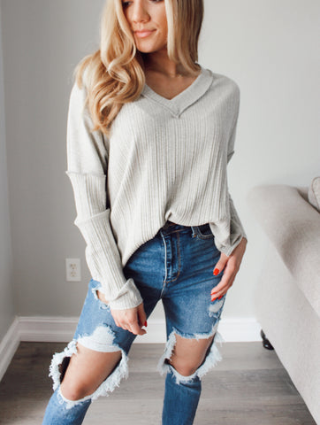 Weekend Feeling Pullover