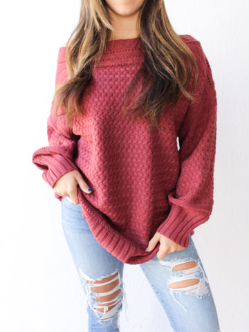 Betty Long Sleeve