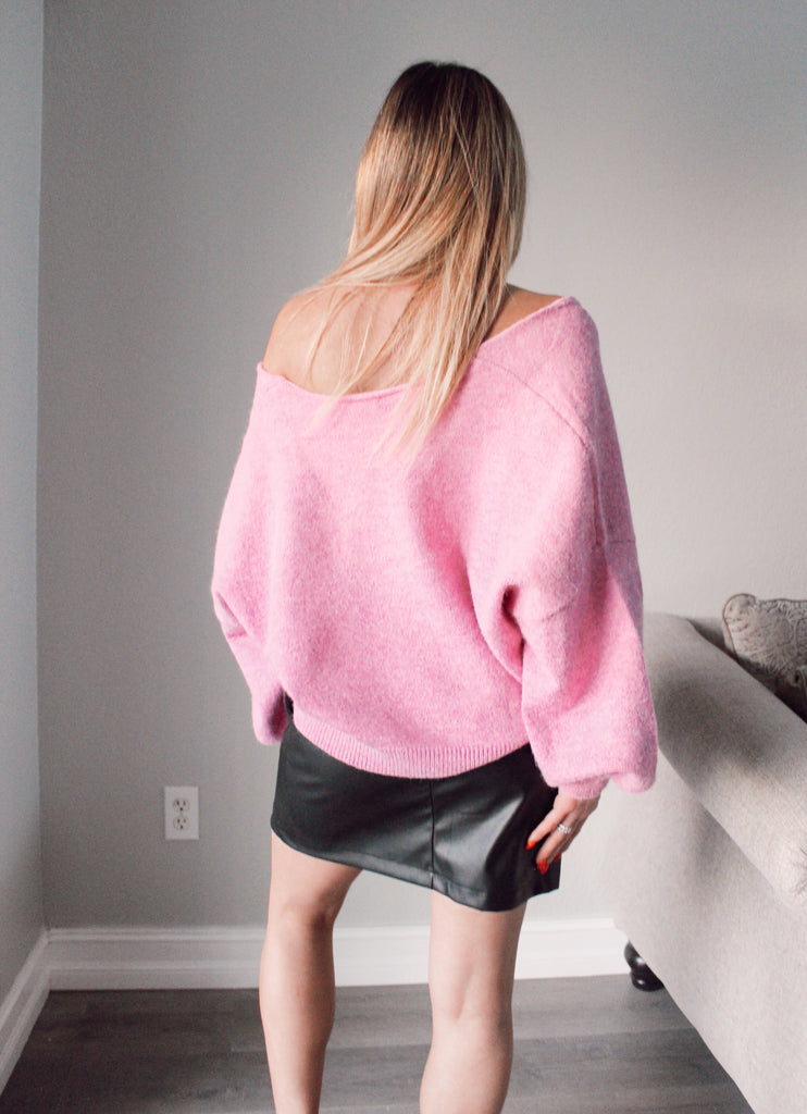 Bubblegum Sweater