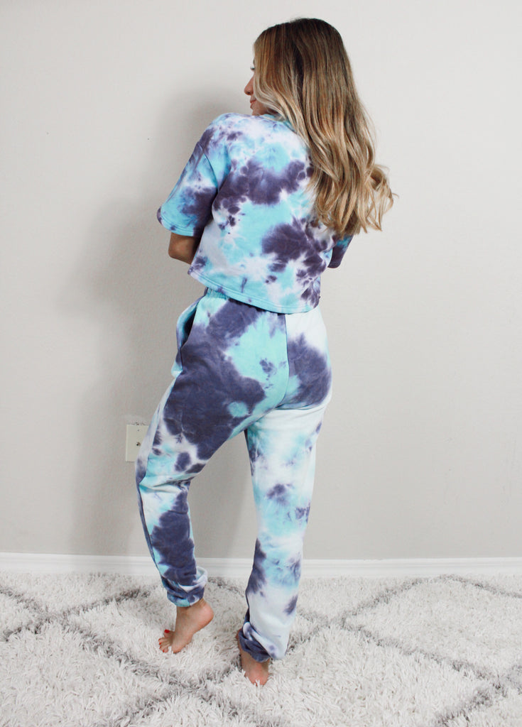 Crushin It Tie Dye Joggers