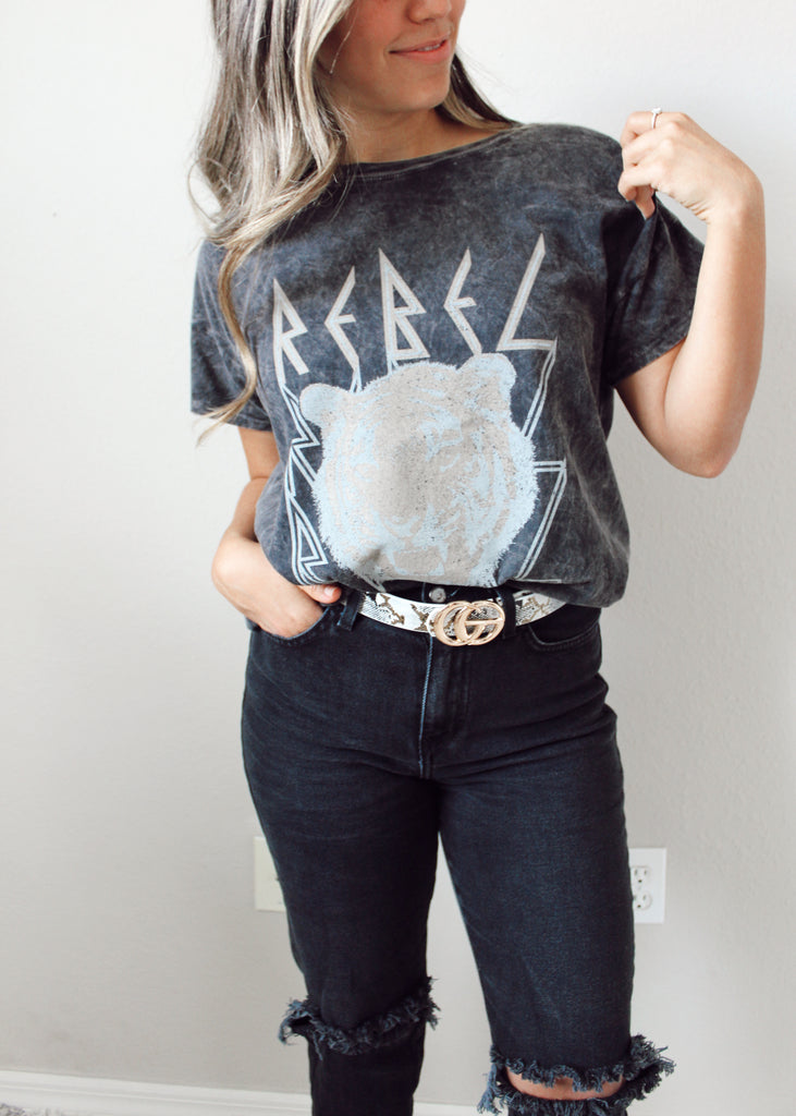 Rebel Vibes Tee