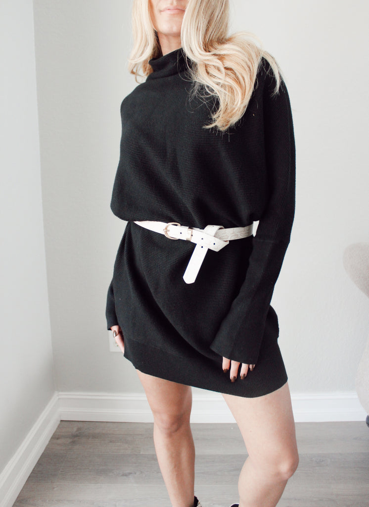 Camille Sweater Dress