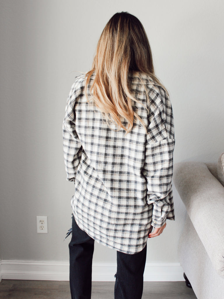 Westwood Flannel Shacket