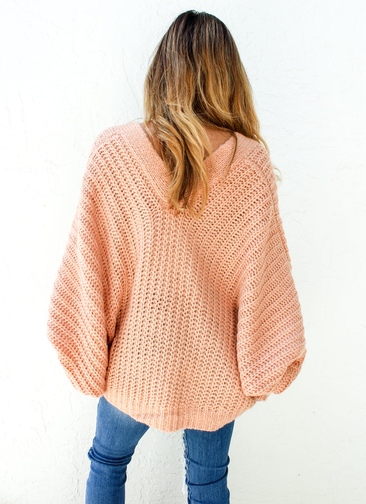 Emmie Sweater Cardigan