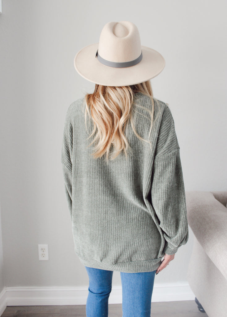 Hunter Sweater