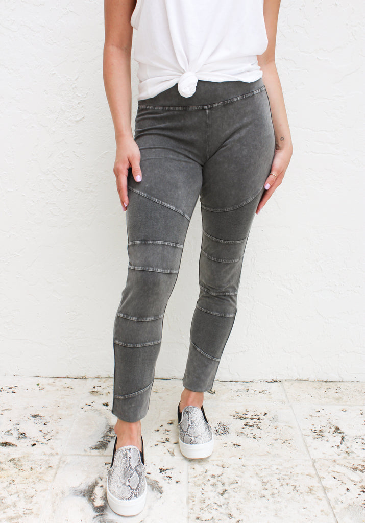 Axel Moto Leggings