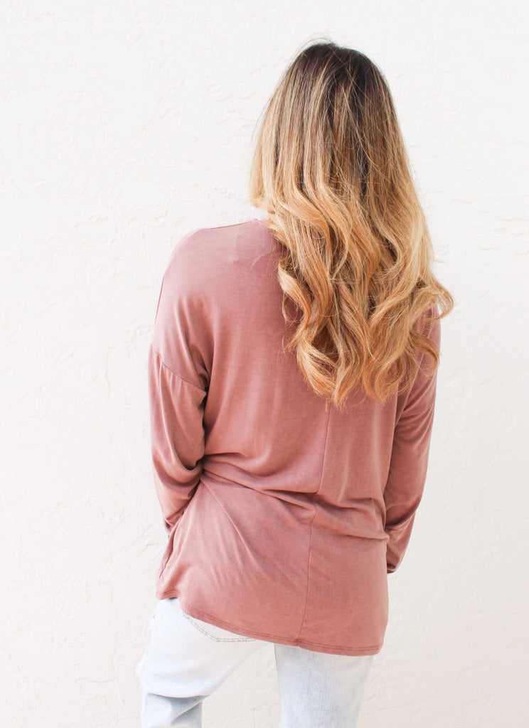 Caroline Long Sleeve
