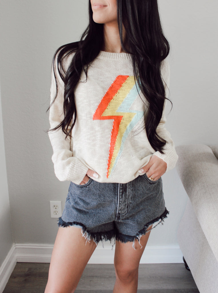 It's Electric Sweater