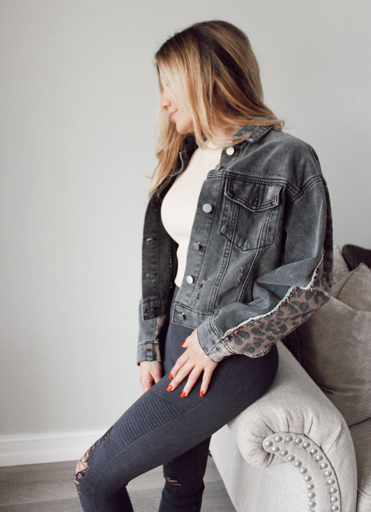Remmy Denim Jacket