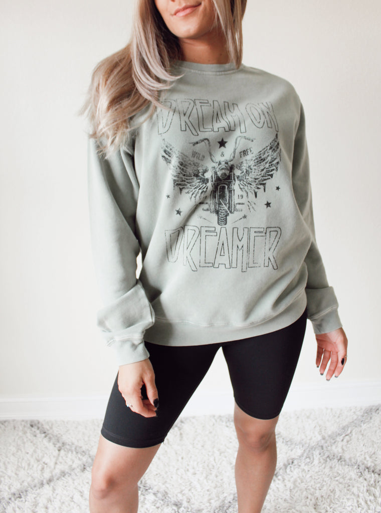 Dream On Dreamer Pullover