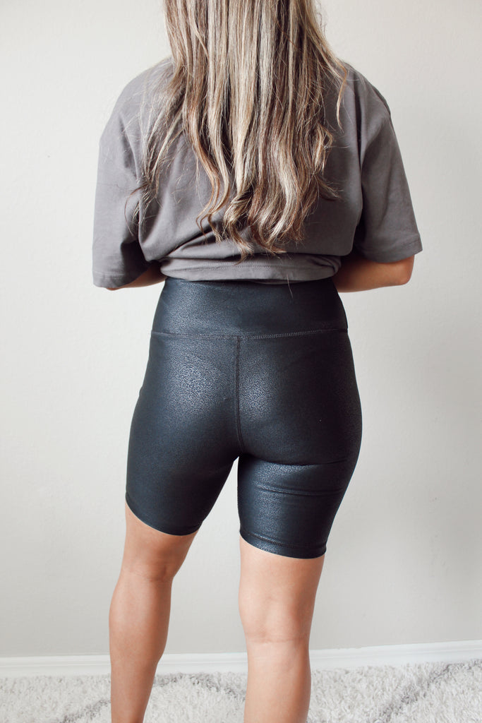 Chill Out Biker Shorts