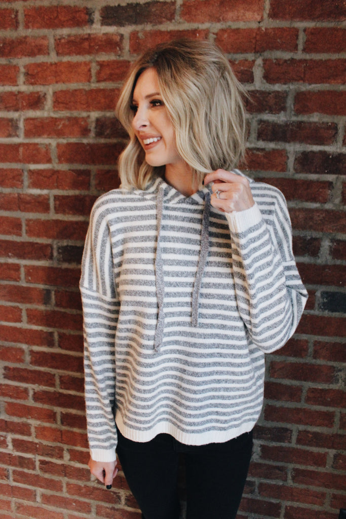 Spencer Hoodie - LINDSIE CHRISLEY COLLECTION