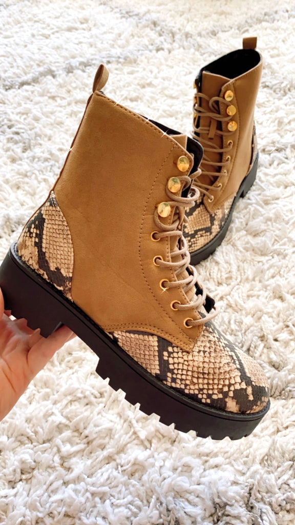 Memphis Boots - Kailyn Lowry Collection