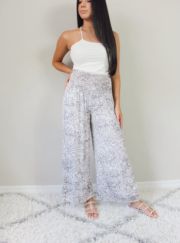 Living Easy Maxi Skirt