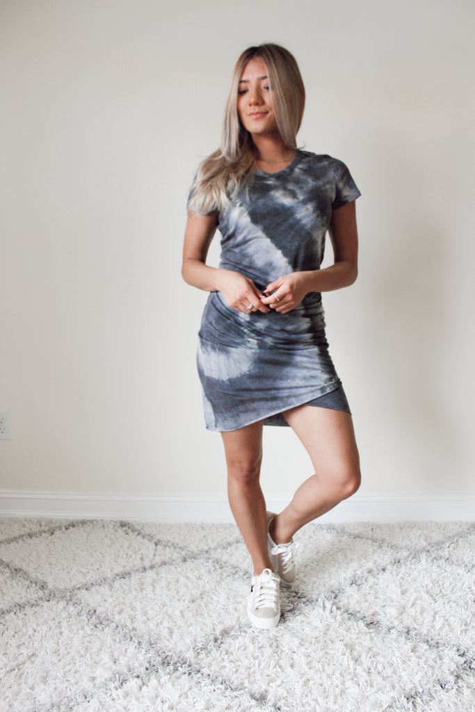 Brittany Tshirt Dress