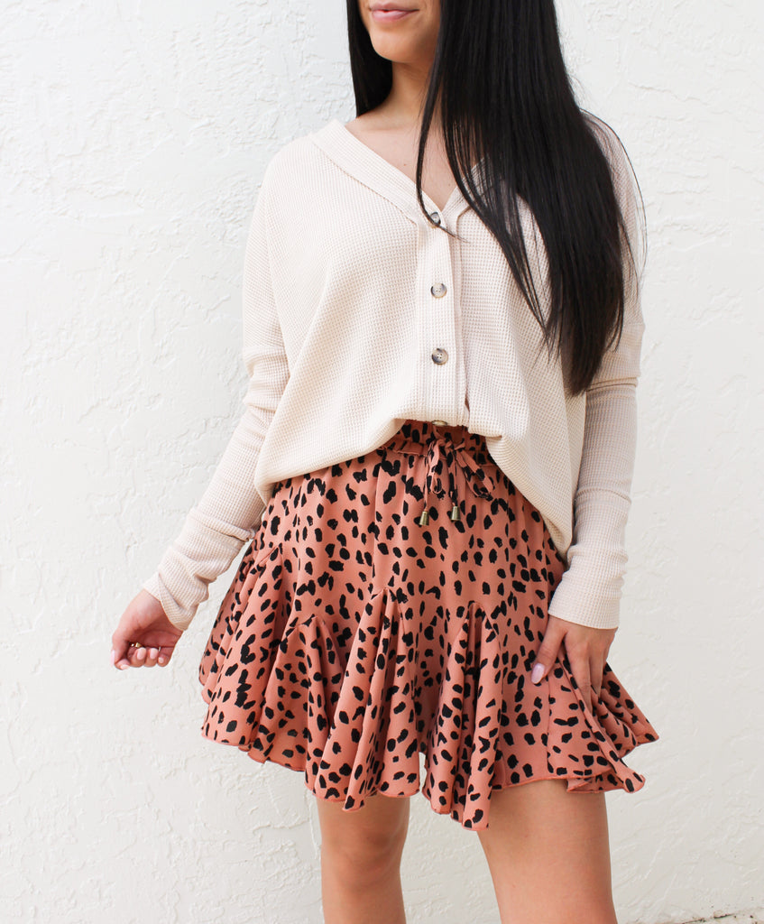 Wild At Heart Skirt