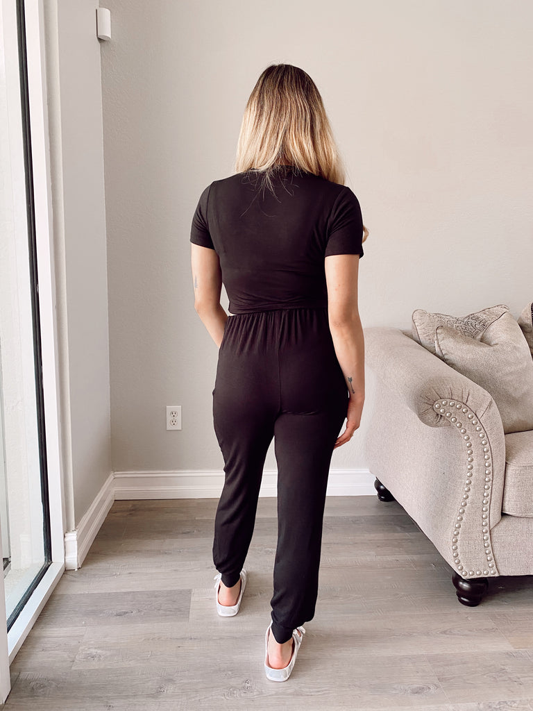 Bailee Set - BLACK