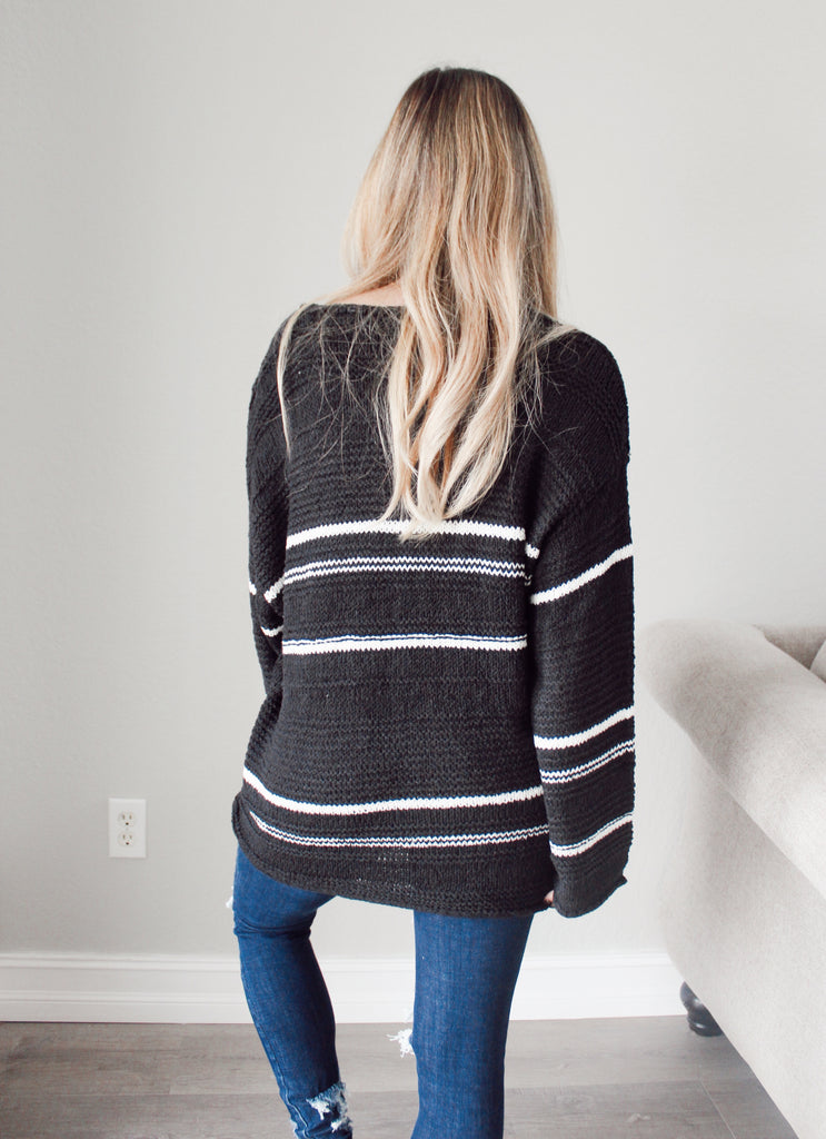 Sure Thing Sweater