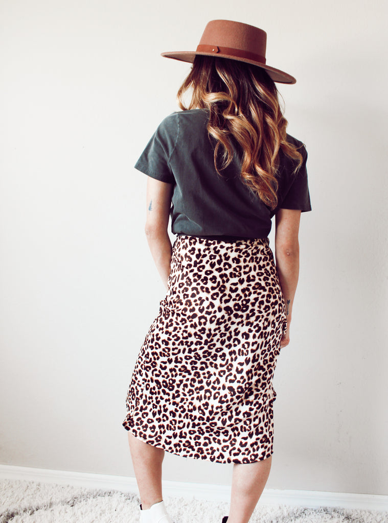 Wild About You Skirt