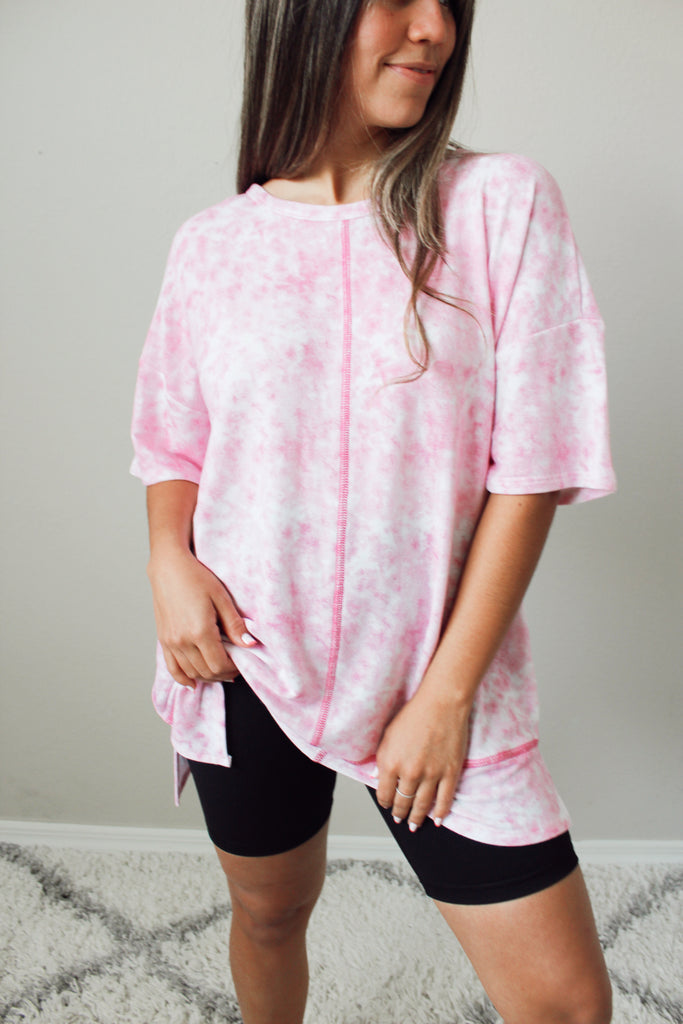 Carrie Oversized Tee