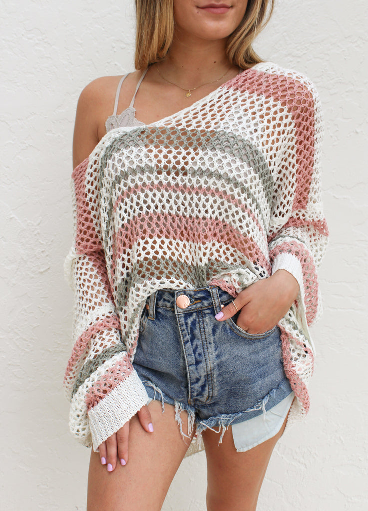 Skye Oversized Sweater
