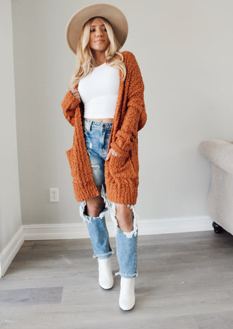 Susie Oversized Sweater
