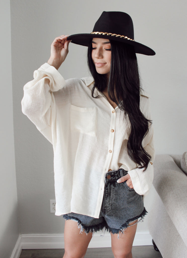 Rory Button Up Top