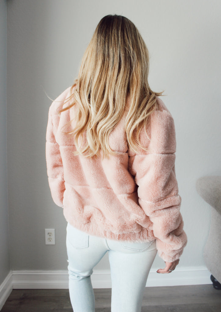 Sabina Teddy Jacket