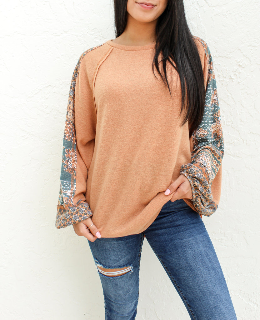 Meadow Pullover